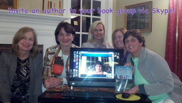 Skype Book Groups
