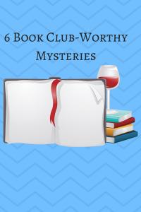 book club mysteries